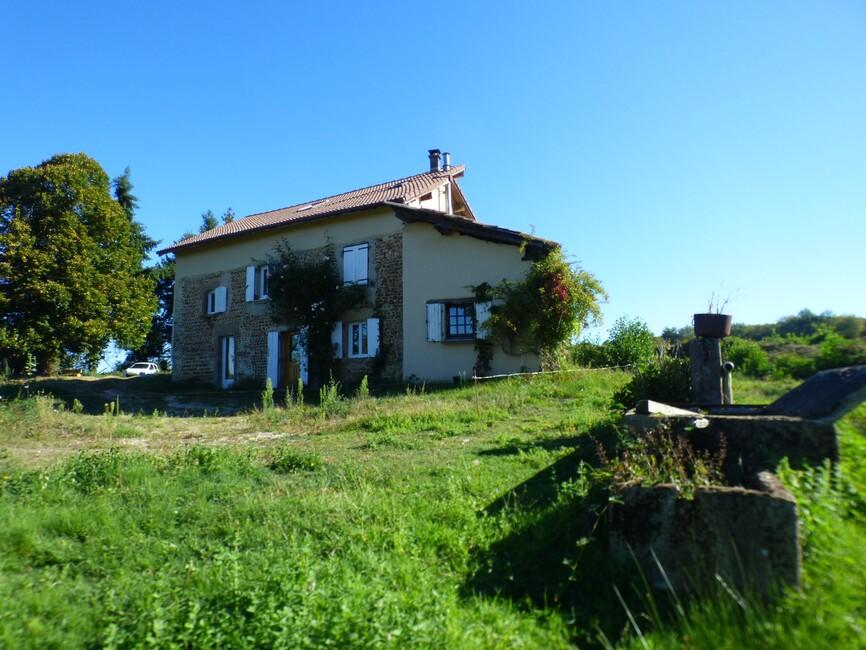 Vente Maison 5 pièces 210m² Saint-Donat-sur-l'Herbasse (26260) - photo