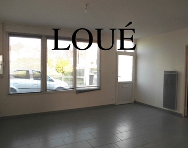Renting Apartment 2 rooms 49m² Étaples (62630) - photo