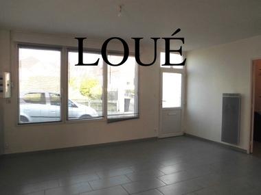 Location Appartement 2 pièces 49m² Étaples (62630) - photo