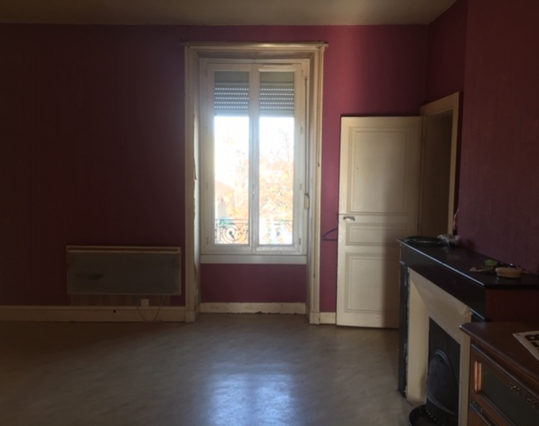 Location Appartement 40m² Roanne (42300) - photo