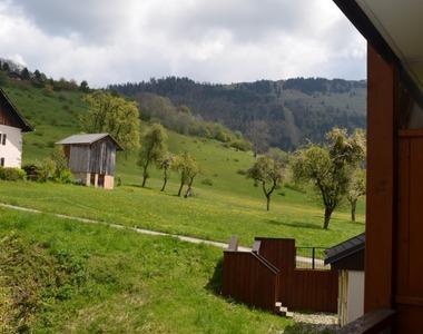Location Appartement 1 pièce 18m² Habère-Poche (74420) - photo