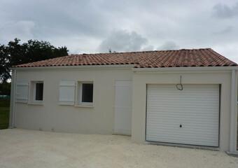 Vente Maison 4 pièces 76m² Étaules (17750) - Photo 1
