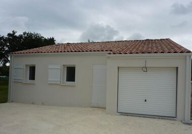 Vente Maison 4 pièces 76m² Étaules (17750) - photo