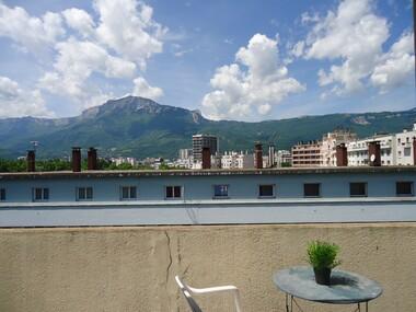 Renting Apartment 3 rooms 49m² Grenoble (38100) - photo