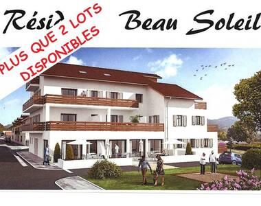 Vente Appartement 4 pièces 78m² Onnion (74490) - photo