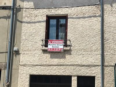Vente Maison 4 pièces 60m² Chazelles-sur-Lyon (42140) - photo