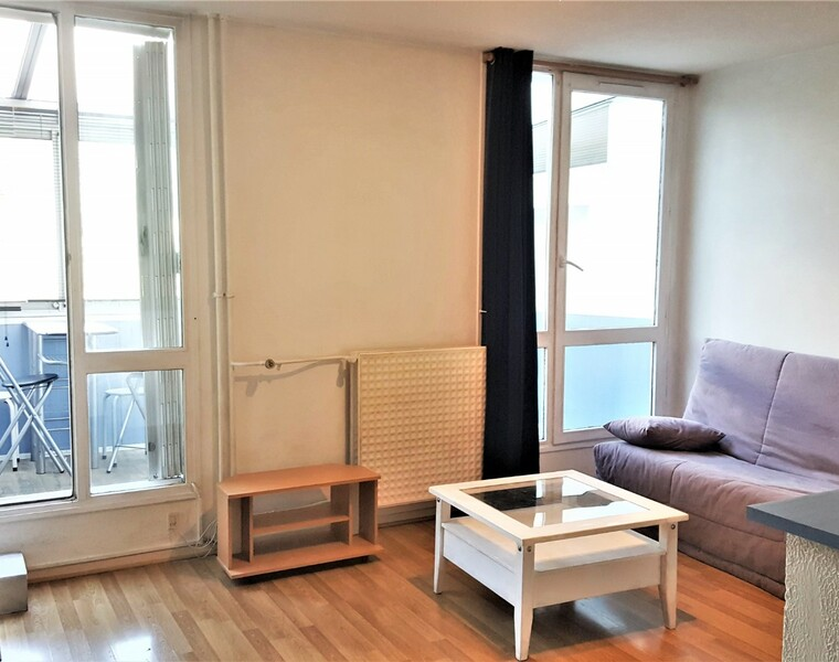 Location Appartement 27m² Grenoble (38100) - photo