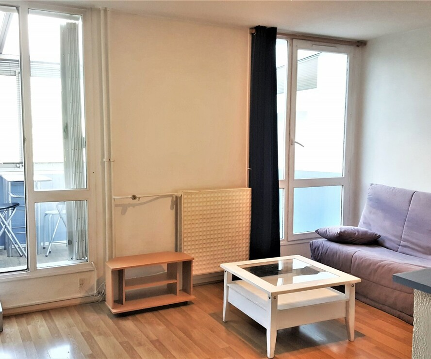 Renting Apartment 27m² Grenoble (38100) - photo
