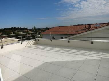 Location Appartement 2 pièces 57m² Vourles (69390) - photo