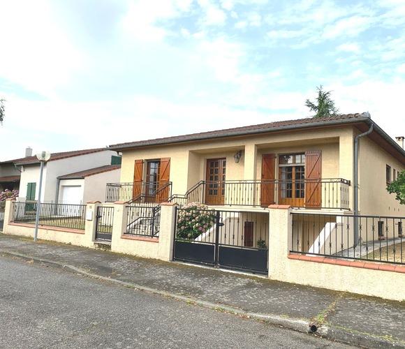 Vente Maison 4 pièces 136m² Tournefeuille (31170) - photo