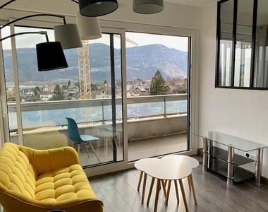 Renting Apartment 2 rooms 29m² Gaillard (74240) - photo