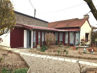 Vente Maison 10 pièces 134m² Aubin-Saint-Vaast (62140) - Photo 1