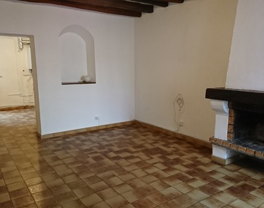 Renting Apartment 2 rooms 52m² Rambouillet (78120) - photo