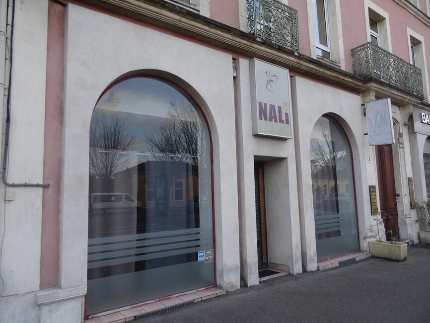 Vente Local commercial 1 pièce 124m² Romans-sur-Isère (26100) - photo