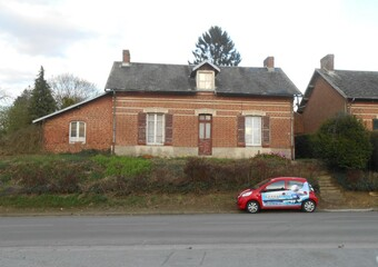 Vente Maison 7 pièces 116m² Sinceny (02300) - photo