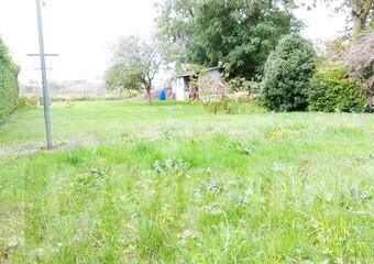 Vente Terrain 722m² Tilloy-lès-Mofflaines (62217) - photo