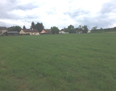 Vente Terrain 3 100m² Fougerolles - photo