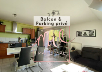 Vente Appartement 2 pièces 40m² Coublevie (38500) - Photo 1