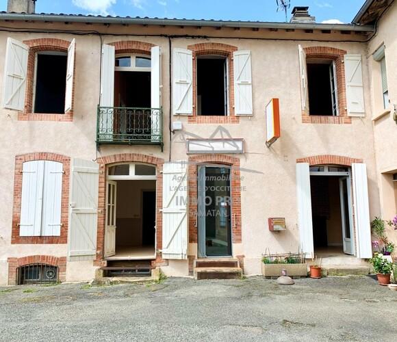 Vente Maison 10 pièces 165m² 20MN LOMBEZ - photo
