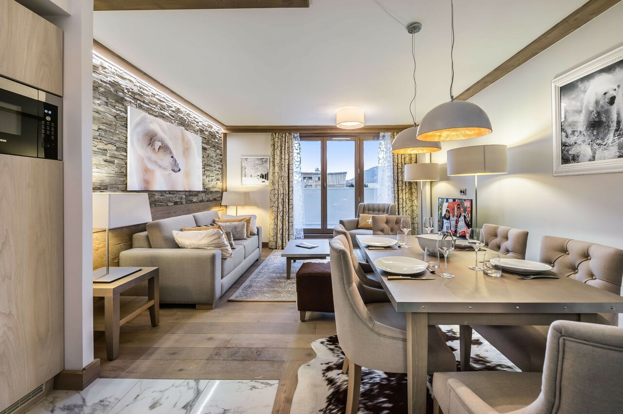 EXCLUSIVITY Accommodation in Courchevel