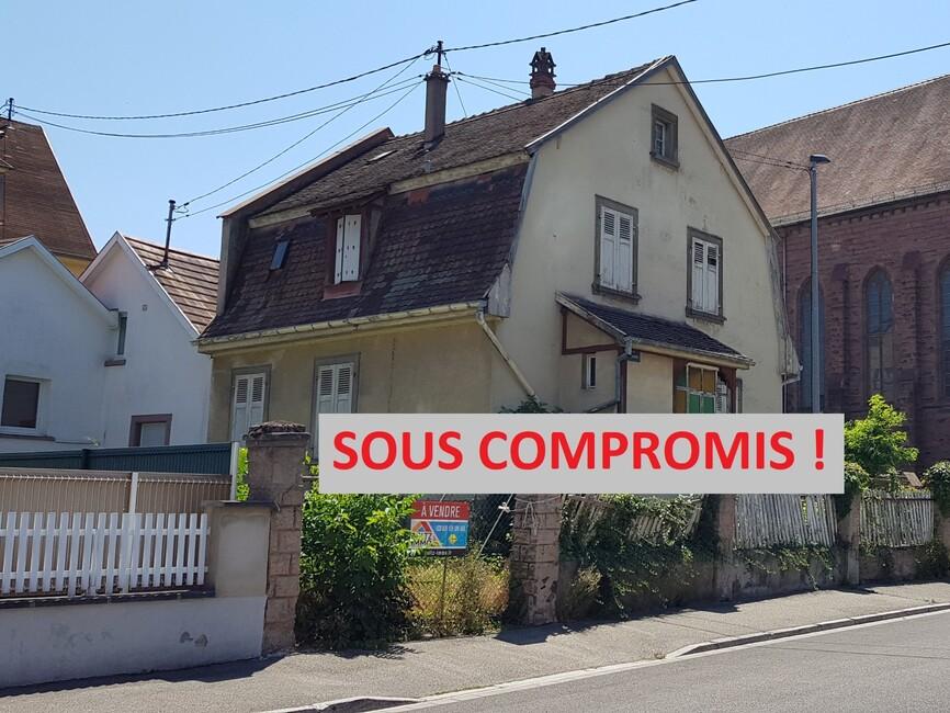 Vente Maison 6 pièces 115m² Sélestat (67600) - photo