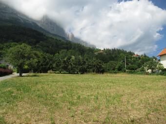 Sale Land 572m² Saint-Hilaire (38660) - photo