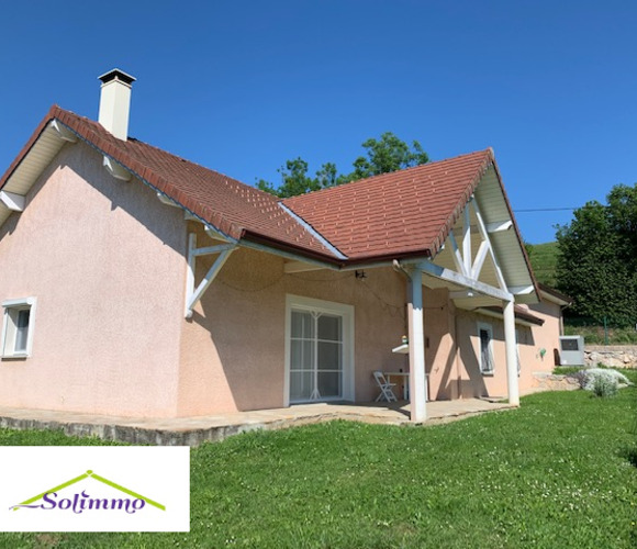Vente Maison 5 pièces 113m² Valencogne (38730) - photo
