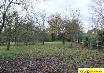 Sale Land 808m² Saint-Lubin-de-la-Haye (28410) - photo