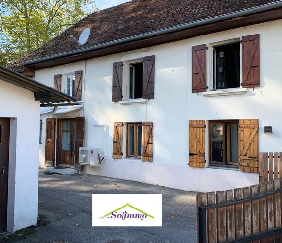 Vente Maison 5 pièces 115m² Les Abrets (38490) - photo