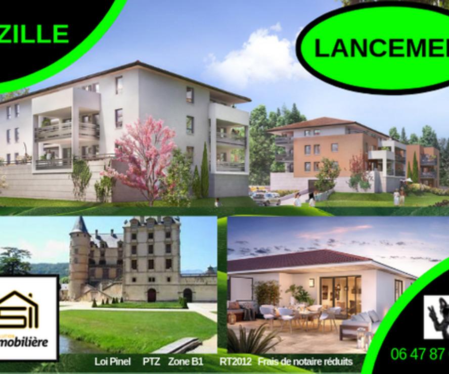 Vente Appartement 2 pièces 42m² Vizille (38220) - photo