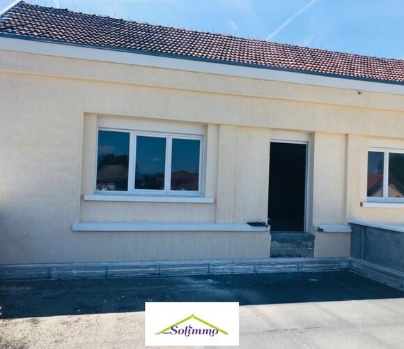 Vente Appartement 3 pièces 69m² Les Abrets (38490) - photo