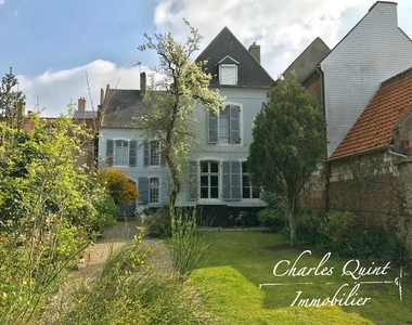 Sale House 13 rooms 197m² Montreuil (62170) - photo