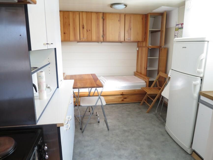 Location Appartement 1 pièce 13m² Goncelin (38570) - photo
