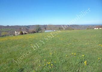 Vente Terrain 1 996m² Lanteuil (19190) - photo