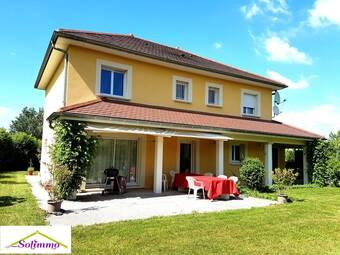 Vente Maison 8 pièces 156m² Morestel (38510) - photo
