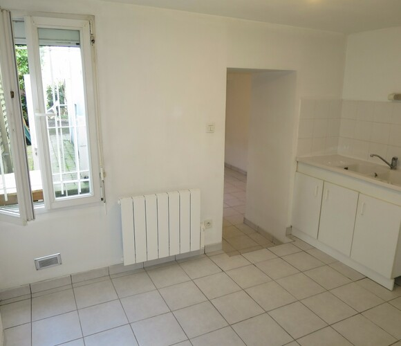 Location Appartement 1 pièce 23m² Fontaine (38600) - photo