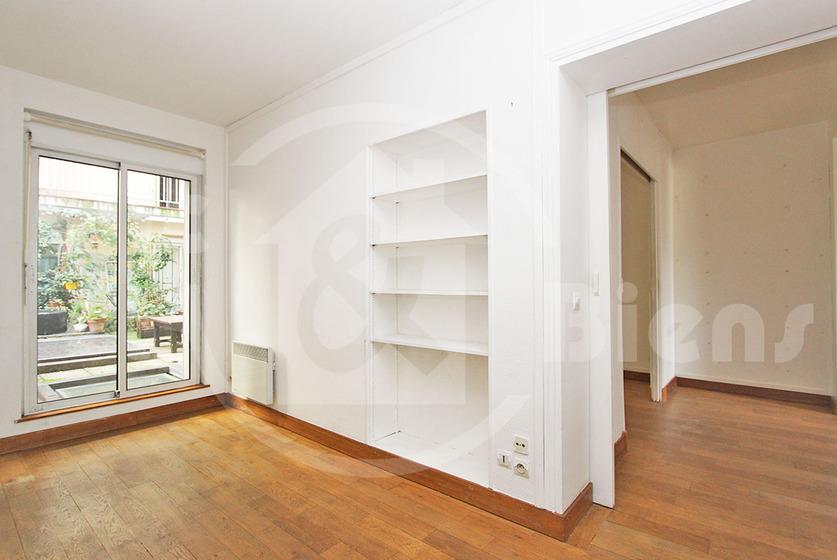 Location Appartement 3 pièces 47m² Paris 20 (75020) - photo