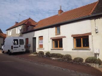 Vente Maison 5 pièces 138m² Saint-Étienne-de-Vicq (03300) - photo