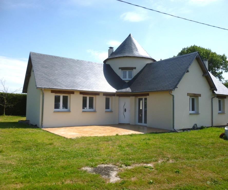 Vente Maison 5 pièces 80m² Saint-Pierre-Bénouville (76890) - photo