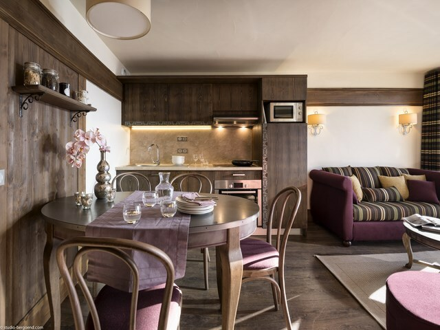 MODERN APPARTMENT Chalet in Val Thorens