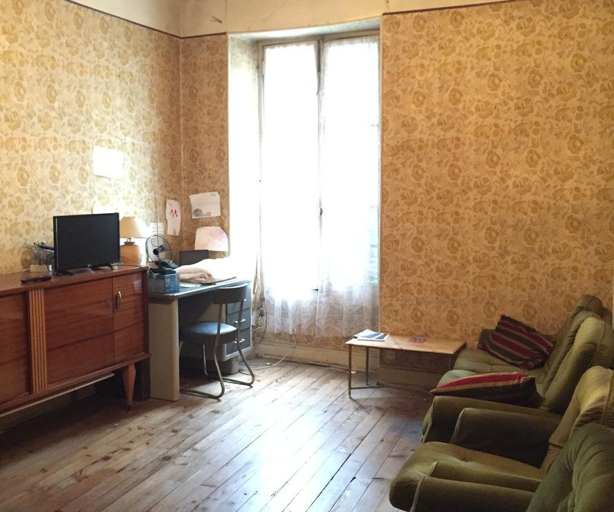 vente appartement 2 pi ces pau 64000 127549. Black Bedroom Furniture Sets. Home Design Ideas