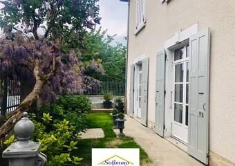 Vente Maison 5 pièces 120m² Les Abrets (38490) - photo