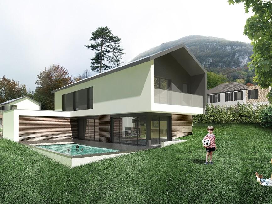 vente maison 5 pi ces saint alban leysse 73230 433748. Black Bedroom Furniture Sets. Home Design Ideas
