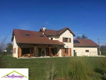 Vente Maison 11 pièces 260m² Charancieu (38490) - photo