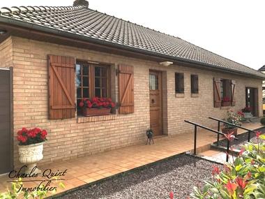 Vente Maison 7 pièces 115m² Hesdin (62140) - photo