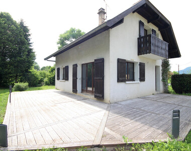 Vente Maison 4 pièces 93m² Bonneville (74130) - photo