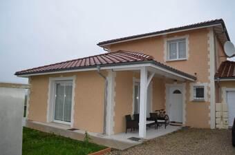 Vente Maison 6 pièces 113m² Brézins (38590) - photo
