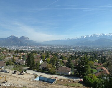 Vente Terrain 720m² Seyssins (38180) - photo