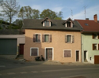 Location Appartement 3 pièces 46m² Rumilly (74150) - photo