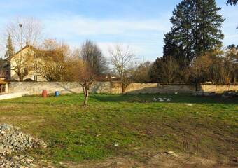 Vente Terrain 1 000m² Sillans (38590) - Photo 1